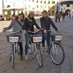 Laughs and chats in Lucca: an escape with my friends.
